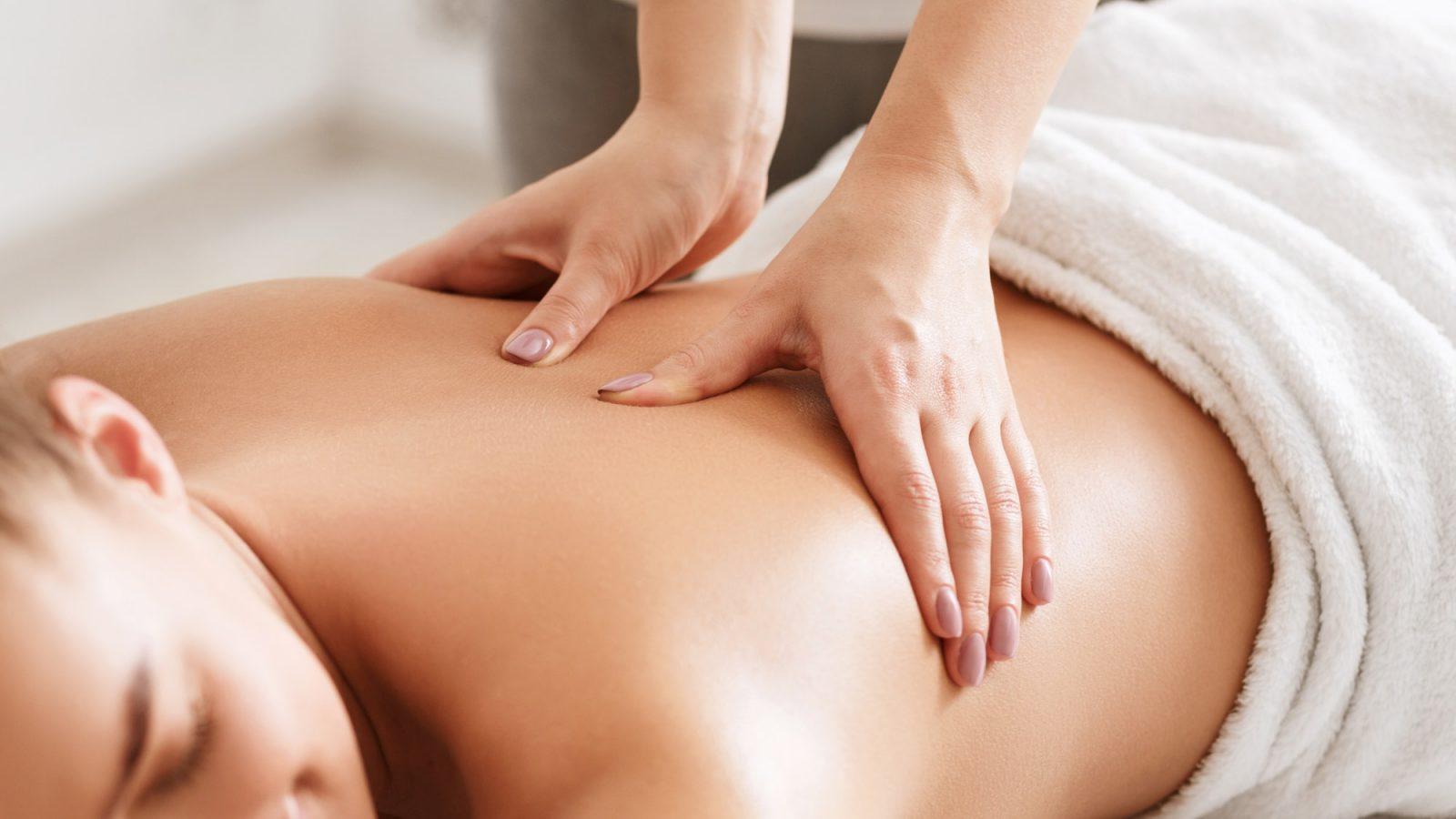 Wat is een haptonomische massage?