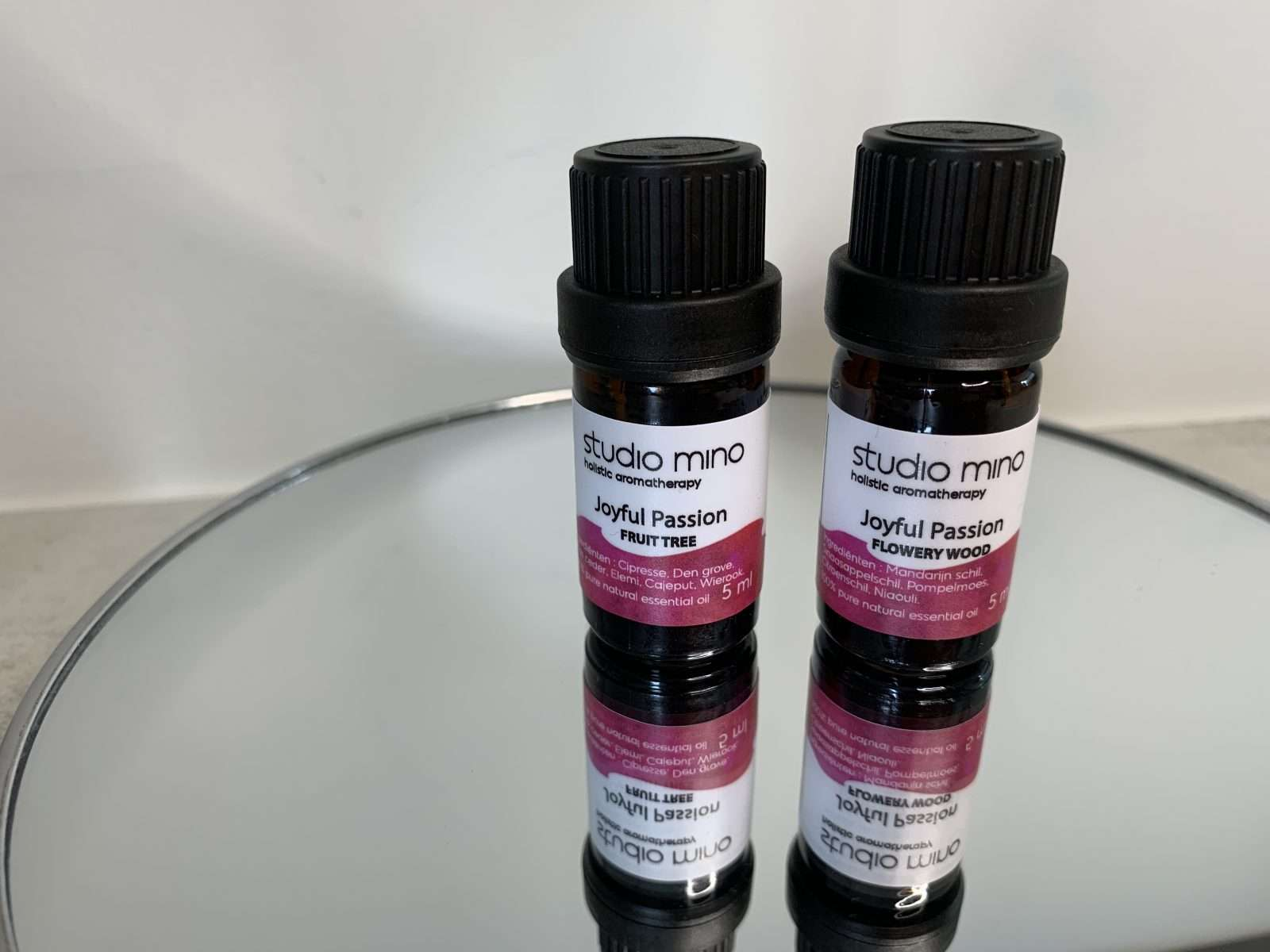 holistic aromatherapy: vuur