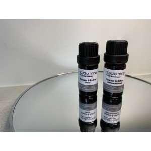 Holistic aromatherapy – metaal: release & refine