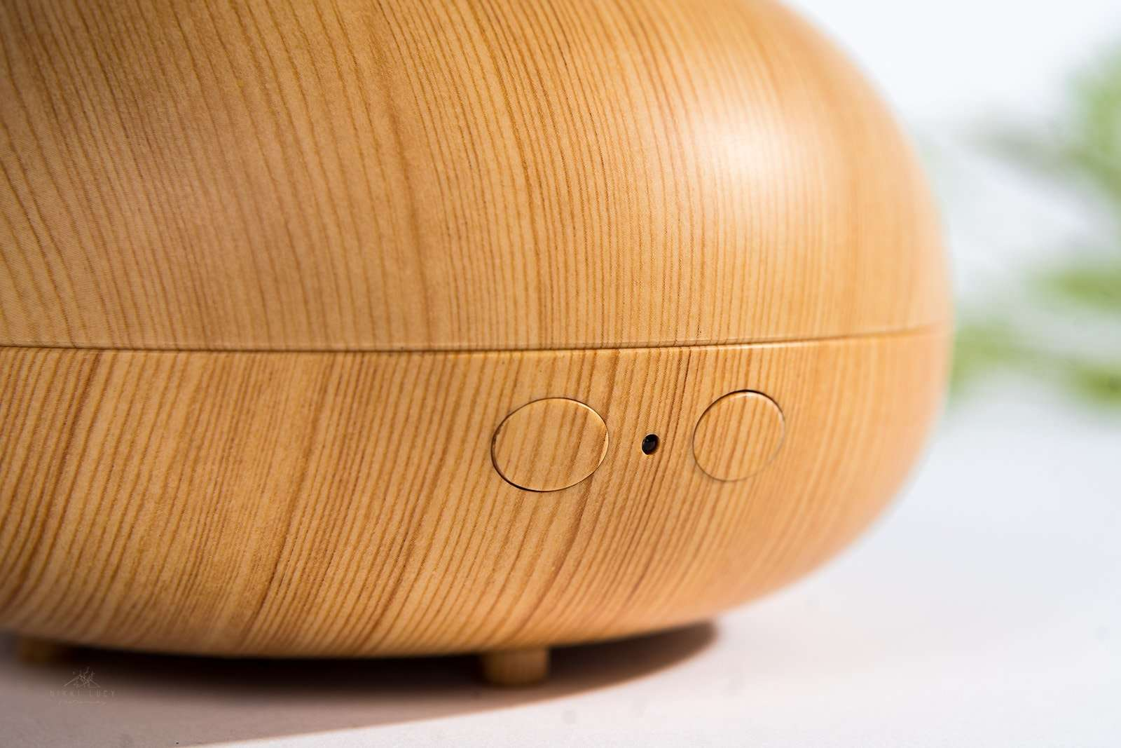 aroma diffuser knoppen